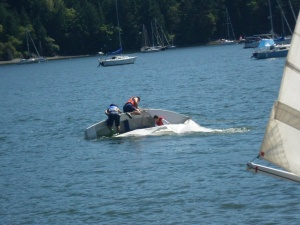 Capsize Team at Work